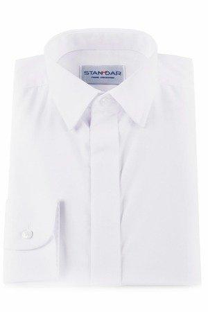 Boys White Shirt M2