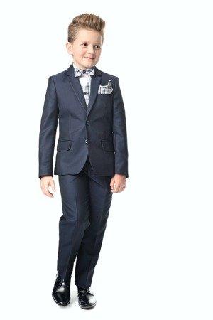 Enzo Boys 3pc Suit - Navy